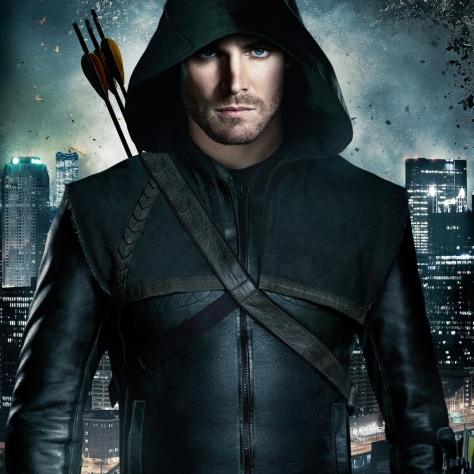 Arrow, Arrow Season One, The CW, Green Arrow, Oliver Queen, Stephen Amell
