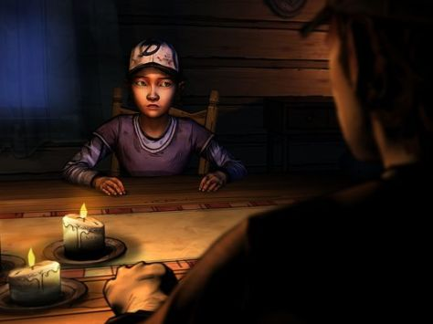 Clementine, The Walking Dead Game Season Two, Tell Tale Games