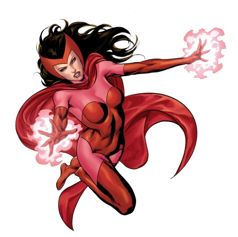 Scarlet Witch, Avengers