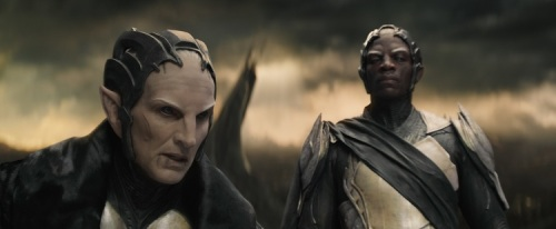 Thor, Thor 2, Thor the Dark World, Marvel, Christopher Eccleston, Malekith the Accursed, Skurge