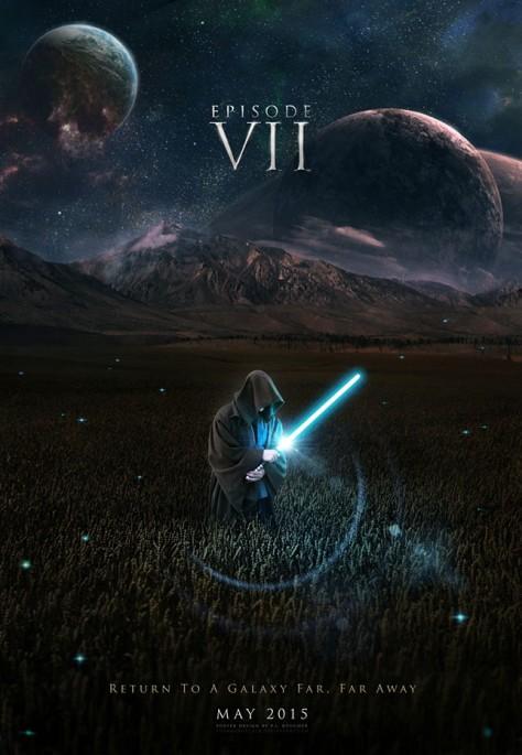 Star Wars, Star Wars Episode VII Poster