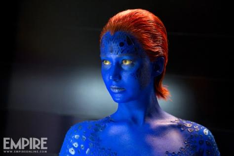 X-Men, Marvel, Mutants, X-Men Days of Future Past, Bryan Singer, Mystique, Jennifer Lawerence, Raven Darkholme