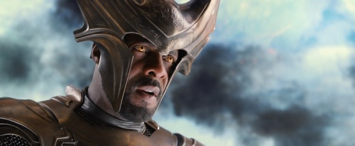 Thor, Thor 2, Thor the Dark World, Marvel, Heimdall, Idris Elba