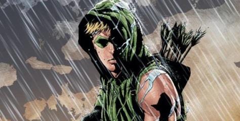 Jeff Lemire, Green Arrow