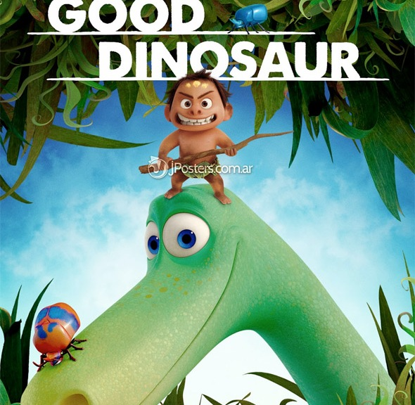 The Good Dinosaur, Pixar