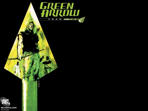 Green Arrow Year One, Andy Diggle, Jock