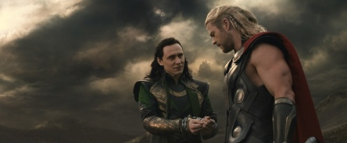 Thor, Thor 2, Thor the Dark World, Marvel, Chris Hemsworth, Loki, Tom Hiddleston