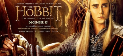 Thranduil, Lee Pace, The Hobbit The Desolation of Smaug