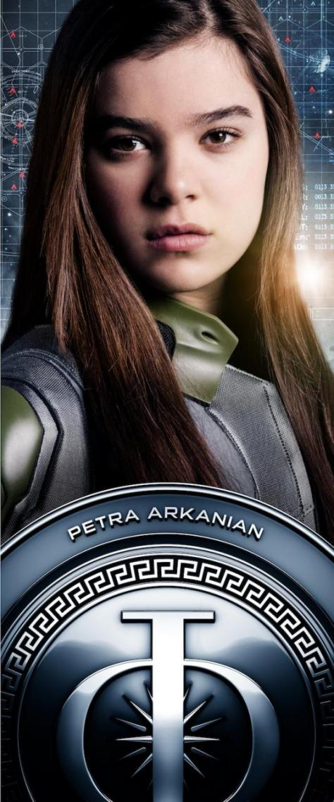Petra, Hailee Steinfeld, Ender's Game