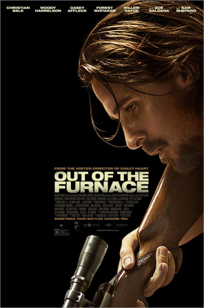 Trailer Time: Out of the Furnace Trailer #2 (2013)