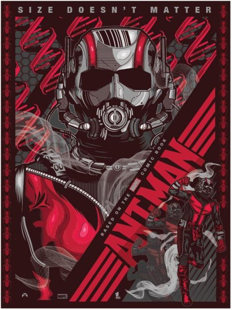 Ant-Man, Edgar Wright