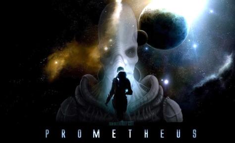 Prometheus, Ridley Scott, Noomi Rapace