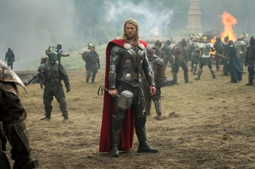 Thor, Thor 2, Marvel, Thor the Dark World, Chris Hemsworth, Dark Elves