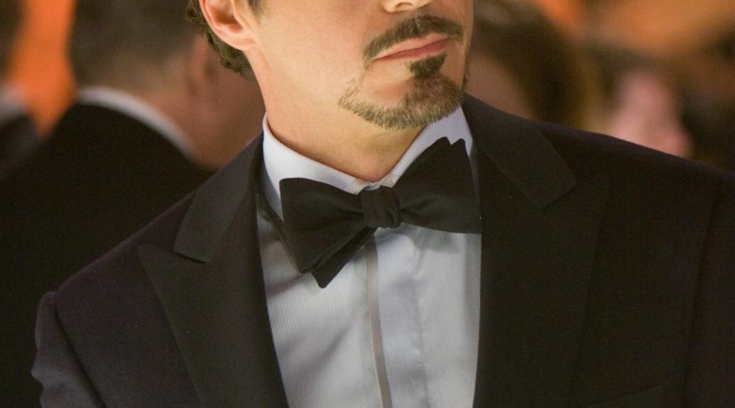 Tony Stark, Iron Man, Robert Downey Jr.