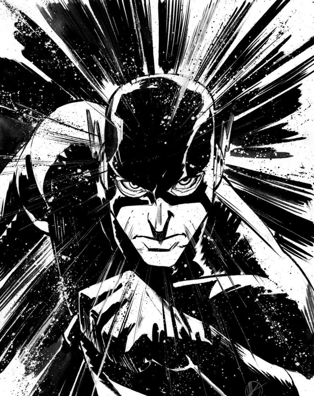 Flash, Matteo Scalera