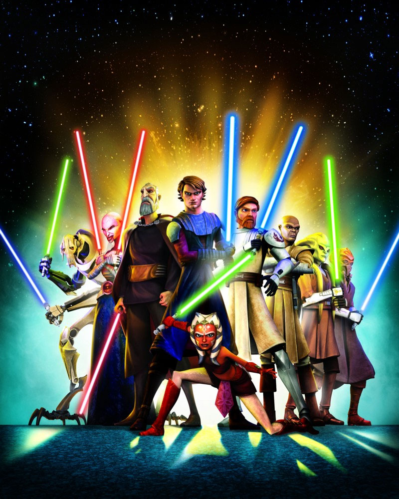 Star Wars: The Clone Wars - Season 6 - IMDb