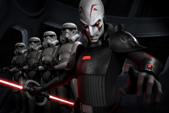 Star Wars Rebels, Emperor's Inquisitor