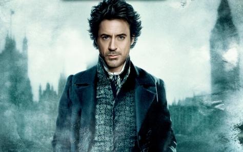 Robert Downey Jr., Sherlock Holmes