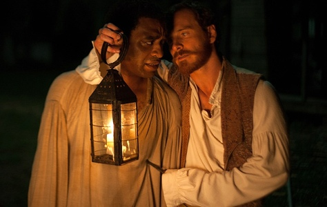 12 Years as a Slave, Michael Fassbender, Chiwetel Ejiofor, Solomon Northup