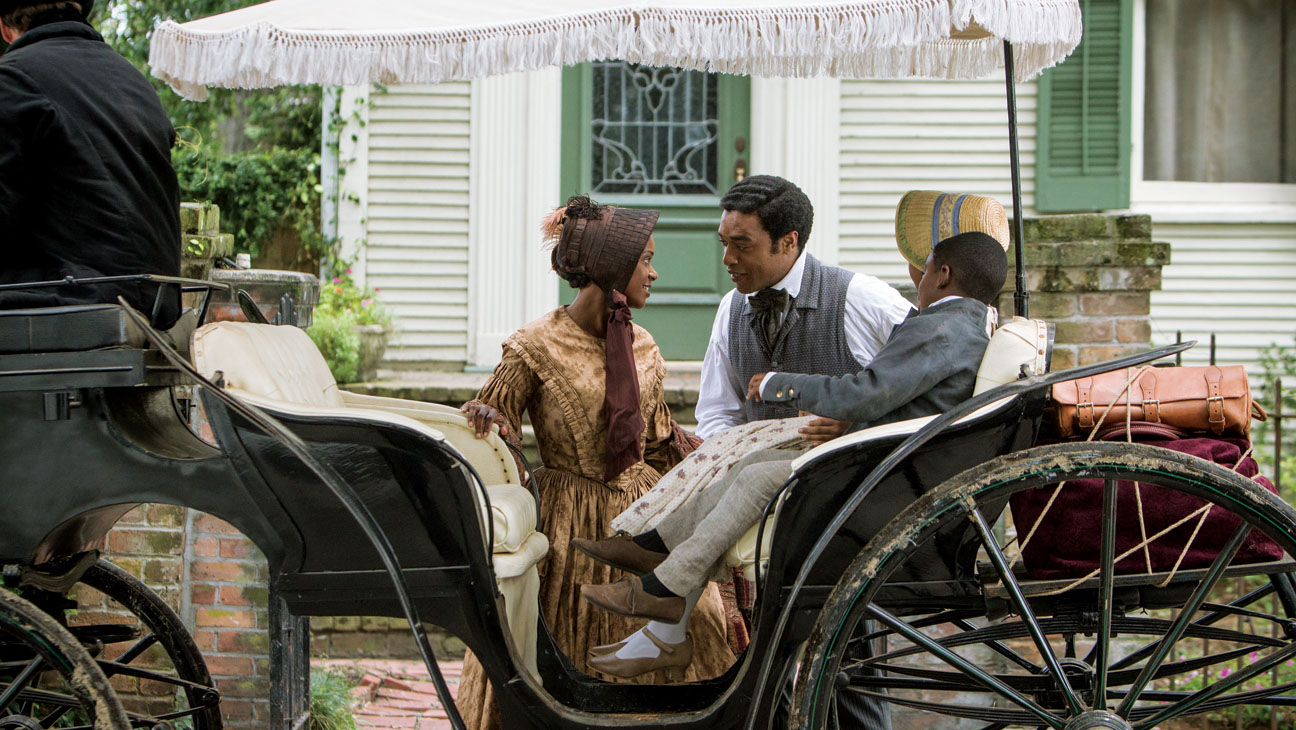 a review of the film 12 years a slave 12 years a slave - based on an incredible true story of one man's fight for  survival and freedom in the pre-civil war united states, solomon.