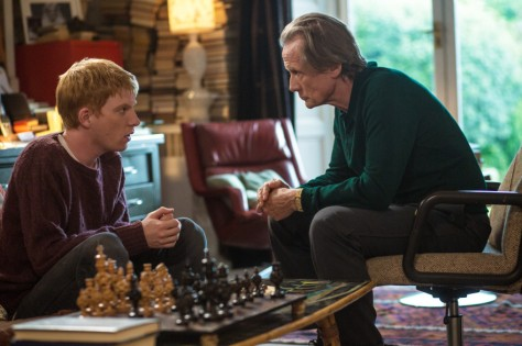 Bill Nighy, About Time, Domhnall Gleeson