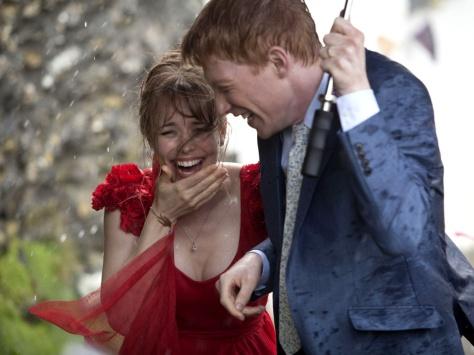 Domnhall Gleeson, Rachel McAdams, About Time