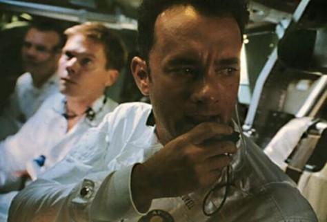 Apollo 13, Tom Hanks, Jim Lovell, Kevin Bacon, Bill Paxton
