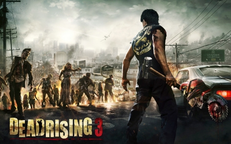 Dead Rising 3, Xbox One