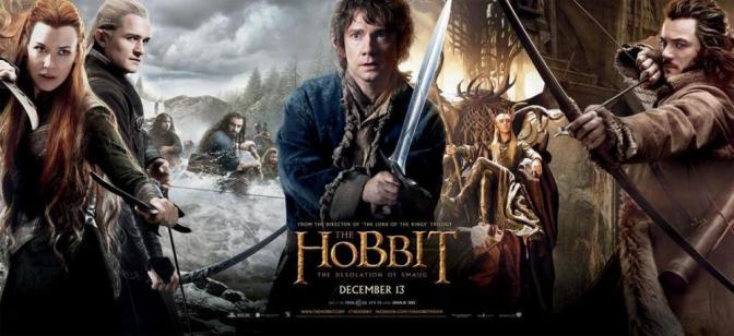 Movie Review: The Hobbit The Desolation of Smaug Extended Edition *MAJOR SPOILERS*