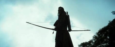 Luke Evans, Bard the Bowman
