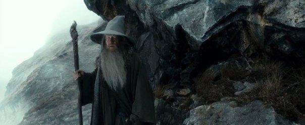 The Hobbit The Desolation of Smaug, Gandalf, Ian McKellan