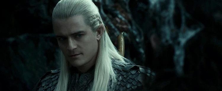 Legolas the hobbit desolation of smaug