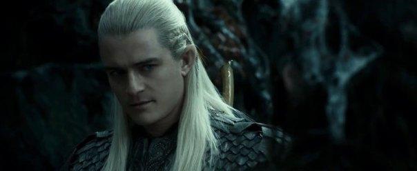 The Hobbit The Desolation of Smaug, Legolas, Orlando Bloom