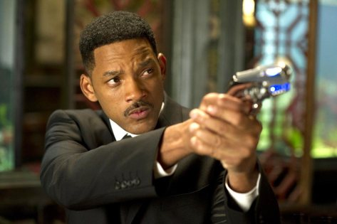 Men in Black, Will Smith, Agent J