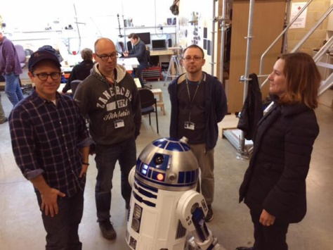 Star Wars Episode VII, JJ Abrams