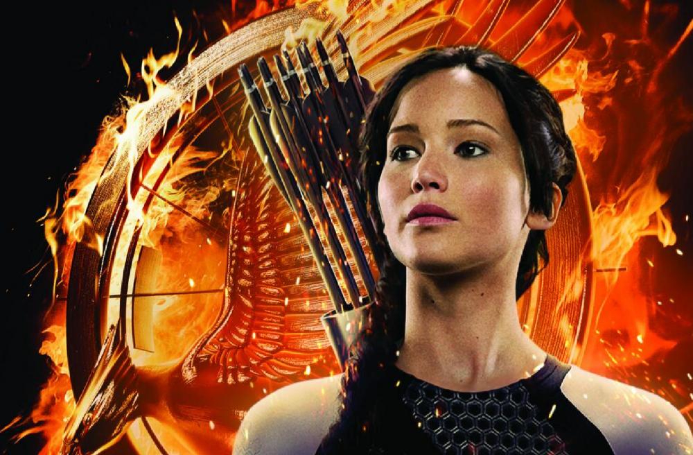 Katniss Living Room The Hunger Gmaes