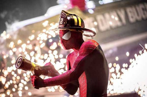 Andrew Garfield, Spider-Man, Amazing Spider-Man 2