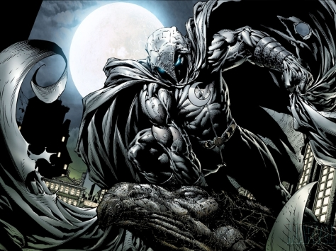 Moon Knight, David Finch