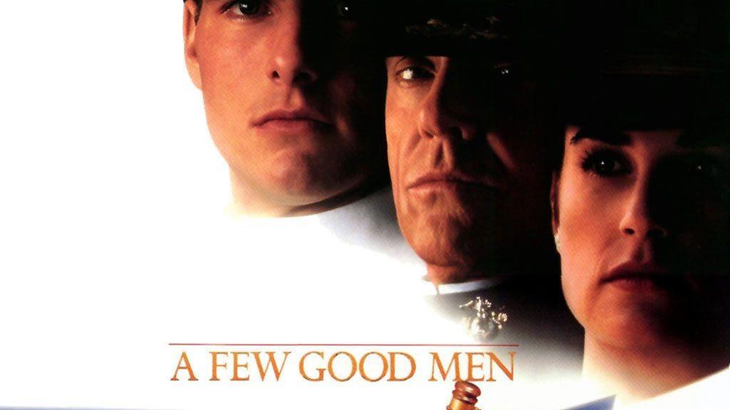 A Few Good Men, Jack Nicholson, Tom Cruise, Demi Moore