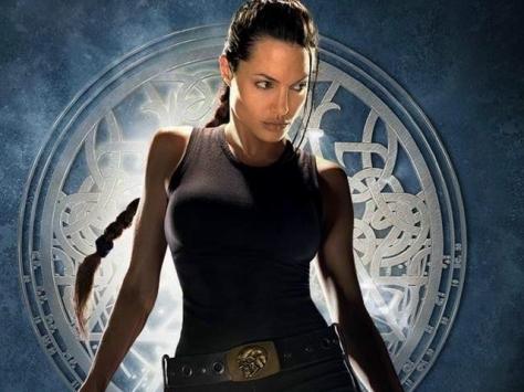 Angelina Jolie, Lara Croft, Tomb Raider