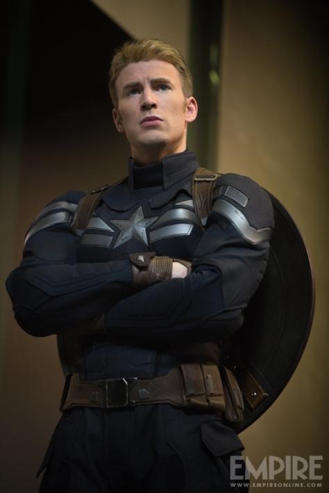 Captain America: The Winter Soldier, Steve Rogers, Chris Evans, Captain America