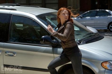 Captain America: The Winter Soldier, Natasha Romanoff, Black Widow, Scarlett Johansson