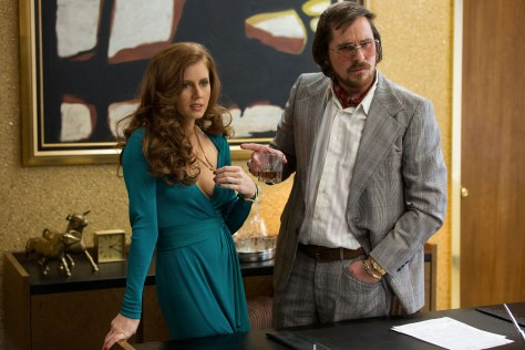 American Hustle, Amy Adams, Christian Bale