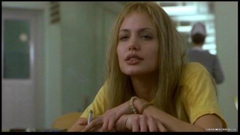 Angelina Jolie, Girl Interrupted