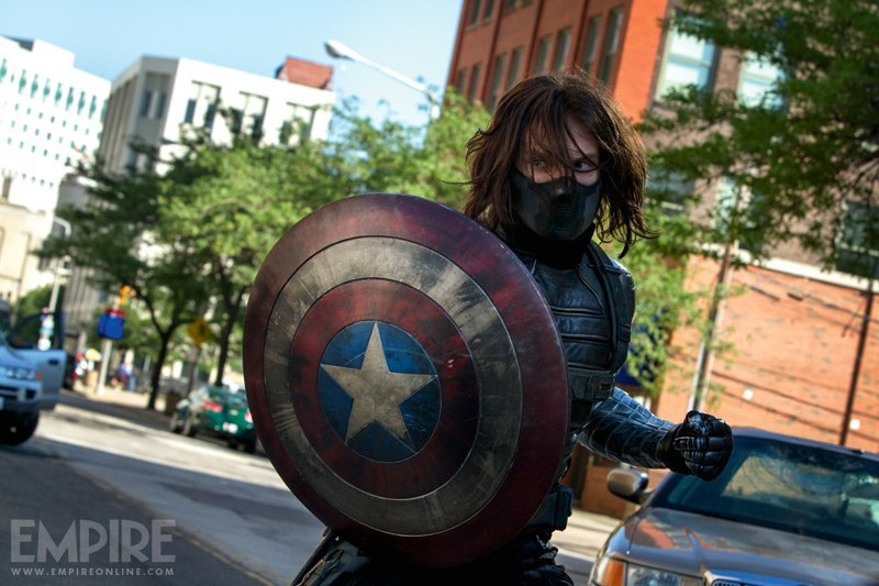 Captain America The Winter Solider, Sebastian Stan, The Winter Soldier