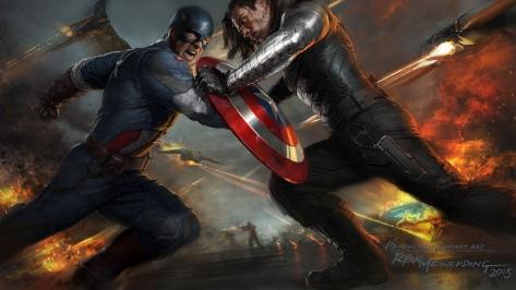 Captain America The Winter Soldier, Cap 2, Captain America, The Winter Soldier, Sebastian Stan, Chris Evans
