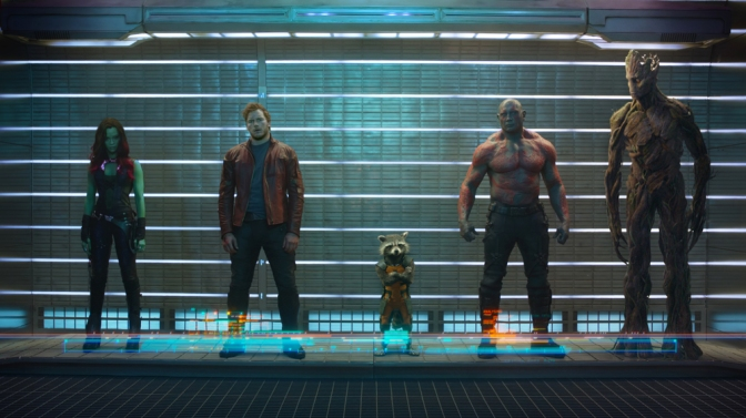 First Official Guardians of the Galaxy Photo and Detailed Synopsis from Marvel!  I AM GROOOOOOOT!