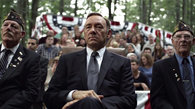 """My Favorite Scene: House of Cards Season One """"Introductions"""" (2013 – Netflix)"""