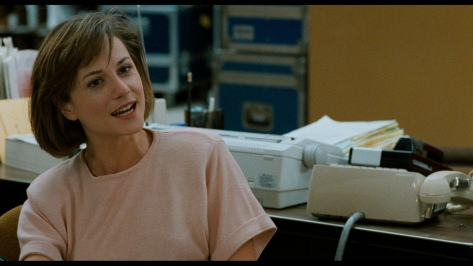 Holly Hunter, Broadcast News