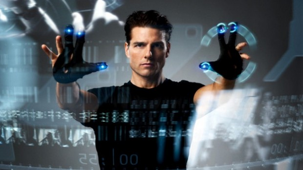 Tom Cruise, Minority Report